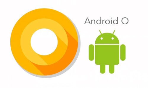 Android O Preview Logo