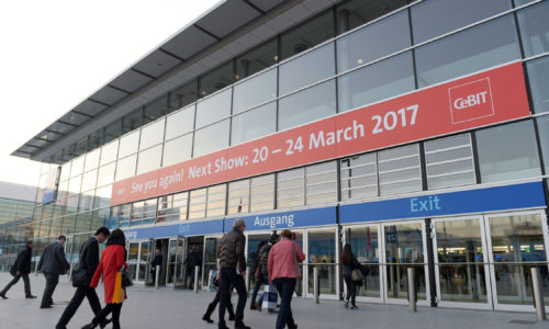 Exaud is going to CeBIT 2017