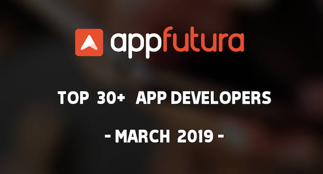 top 30+ App Developers